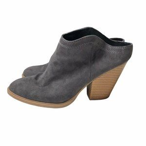 DV Dolce Vita Ankle Booties Mules Heels Size 8